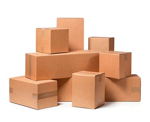Impresión de Cajas de cartón